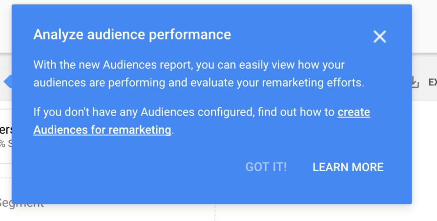 analyze audiences