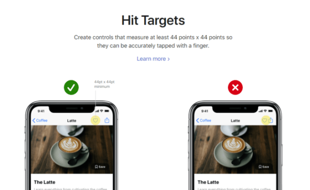 hit targets bounce rate from GA