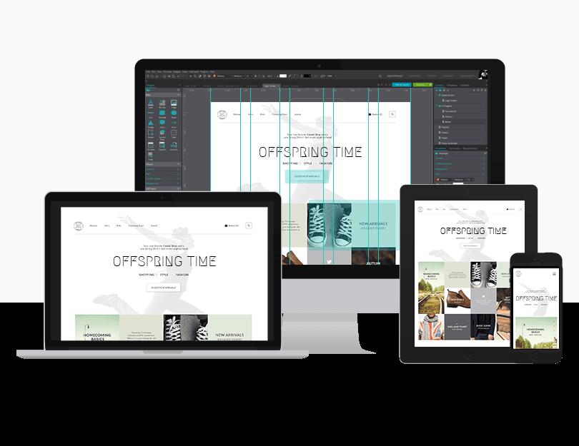 responsive mobile design