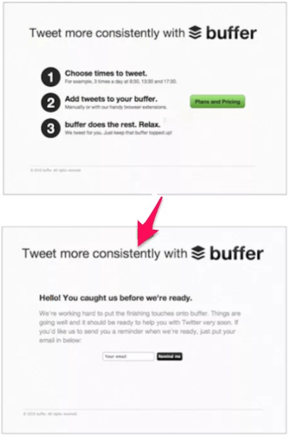 buffer value proposition