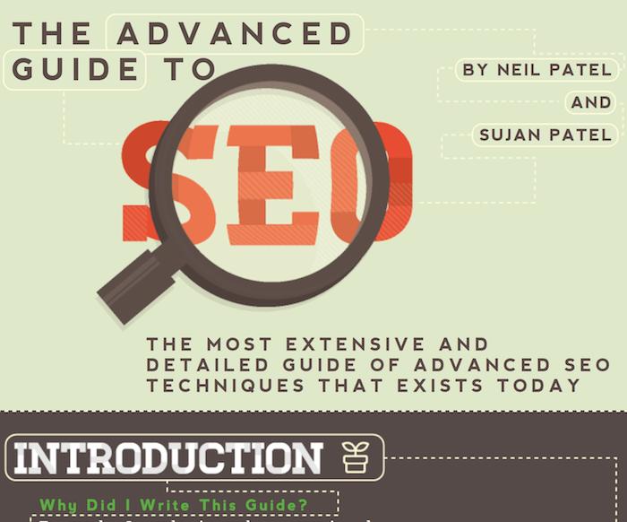 advanced guide to seo