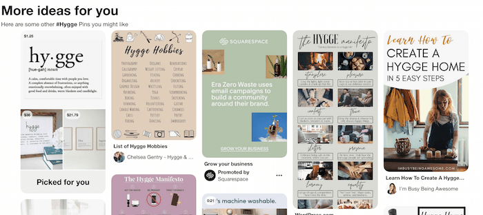 Pinterest Top Hashtags Top results for the hashtag Hygge on Pinterest