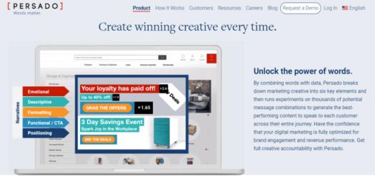 how to write ppc ad copy using Persado tool