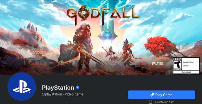 playstation awesome facebook cover photo
