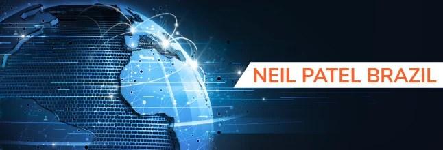 Neil Patel Brazil Logo
