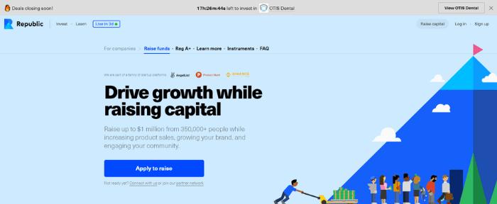 Equity Crowdfunding Companies - Republic