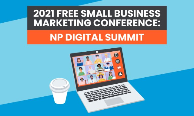 NP Summit 2021: A Free, Online Digital Marketing & Sales Conference for Small Businesses