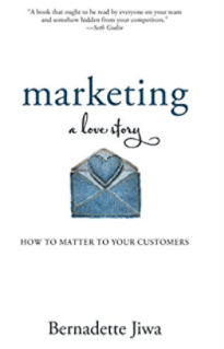 best marketing books - marketing a love story