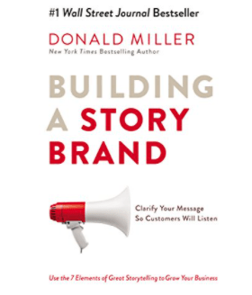 best marketing books - building a story brand