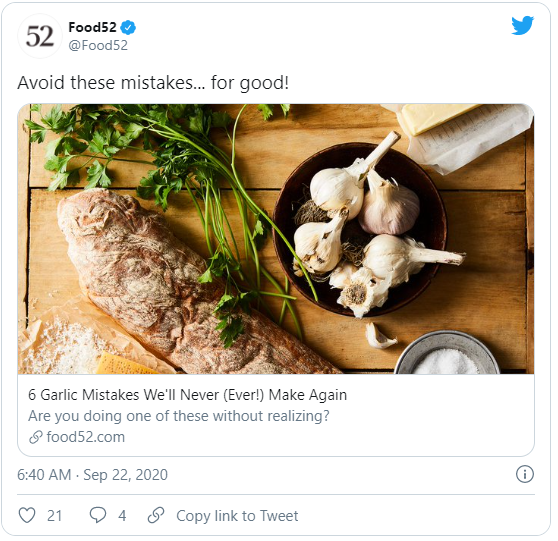 negative cta for advanced twitter strategy