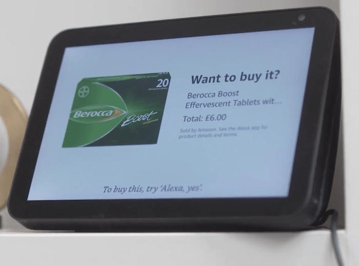 Examples of Great Amazon Audio Ads - Berocca
