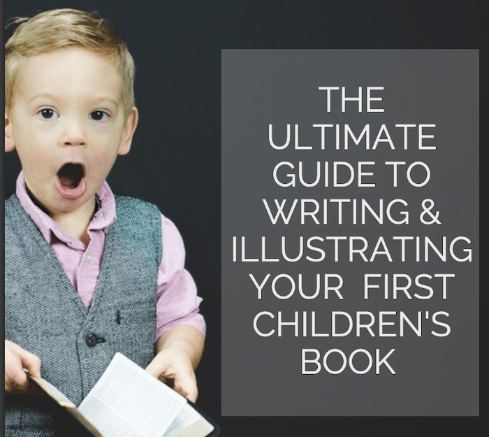 Examples of Great Content Guides - Guide to Writing Your First Children's Book