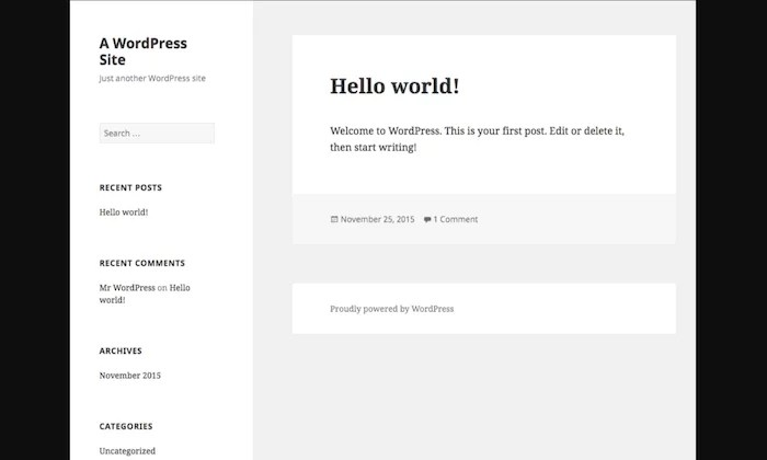 WordPress page editor for How to Make Money Blogging
