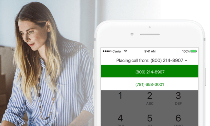 Grasshopper mobile for Best Business Phone Systems