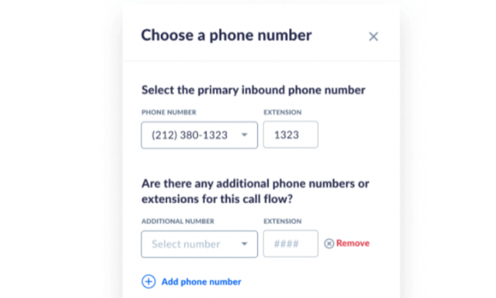 Nextiva call flows for Best Business Phone Systems