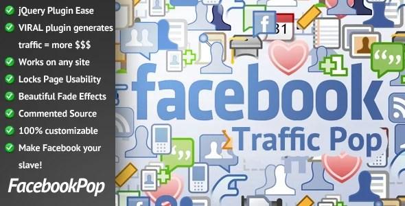 facebook popup ads