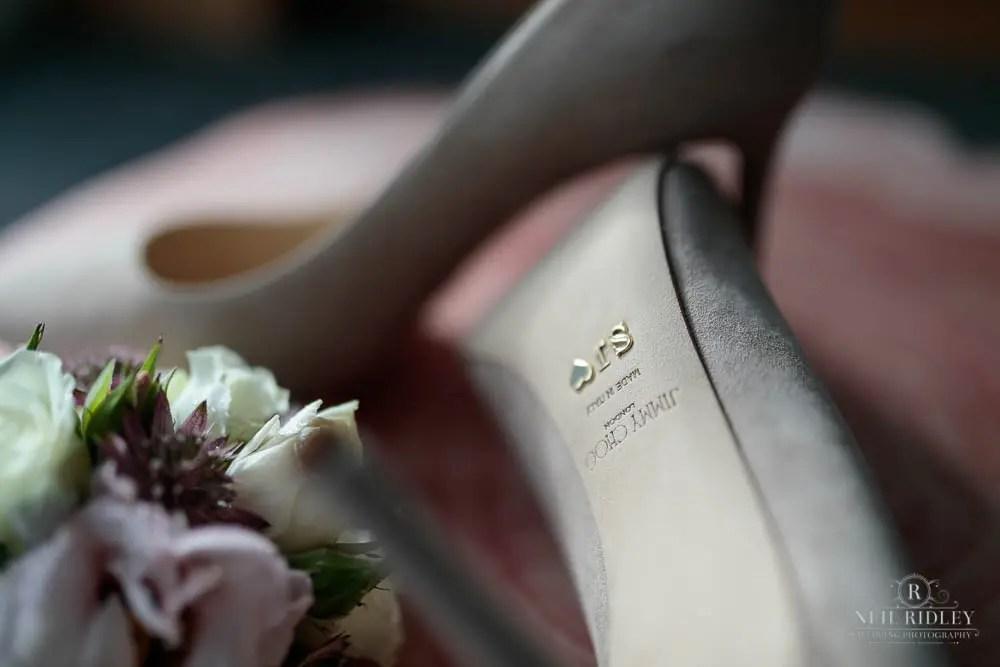 personalised Jimmy Choo Shoes