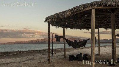 As the sun sets on my Palapa