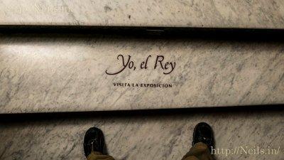 Yo, el Rey Exhibition, Museo Nacional De Arte
