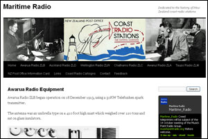 Maritime Radio - New Zealand