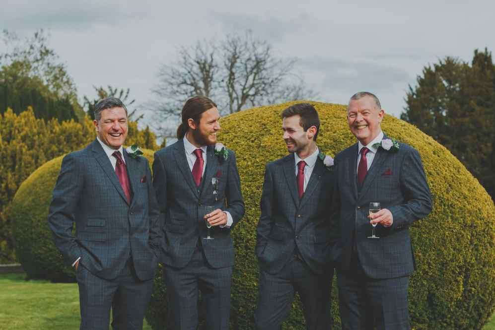 groomsmen photography portraits