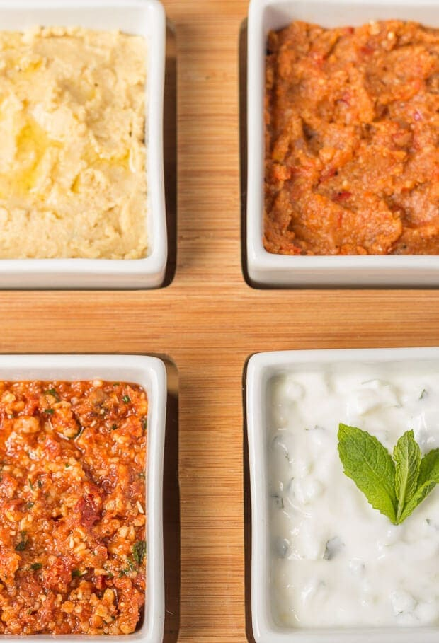 This low fat tzatziki dip is based on the classic Greek yogurt sauce. It's ideal for dipping, spreading and as a compliment to salads. But, best of all this recipe is low calorie so unlike the original, it won't be so hard on your waistline!