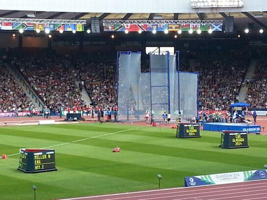 Hampden Park Hammer Throw Thursday