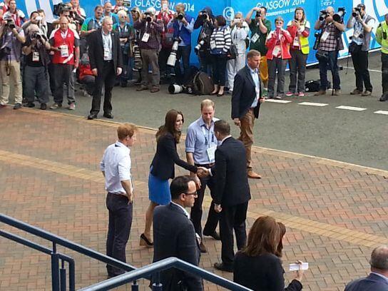 Prince Edward Kate Middleton Prince Harry