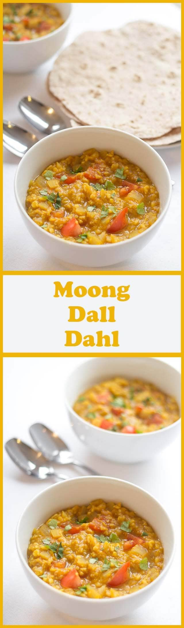 This Mung Bean (Moong Dall) Dahl is an absolutely delicious curry. Vegan and packed with beautiful tasting spices that tantalise the taste buds, it's a perfect quick healthy meal. Plus, for those of us watching our waistlines, for a curry coming in at only 259 calories per serving, it's a bonus!