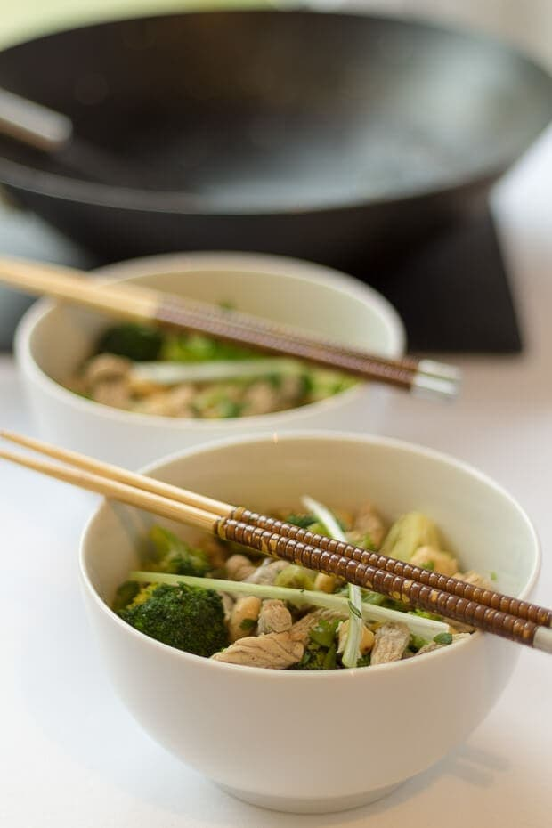 NTasty, quick to prepare and packed full of nutritional goodness. This cost conscious turkey and broccoli stir fry is ideal for those on limited budgets.