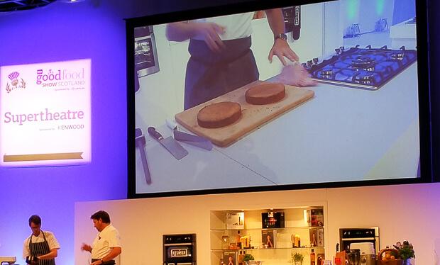 BBC Good Food Show James Martin