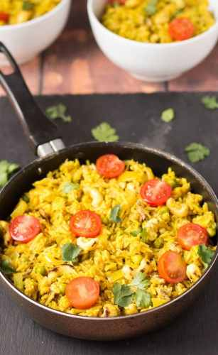 This tuna cashew pilau family recipe is so easy and it's budget friendly too. It's made in well under an hour, all in one pot meaning that you can relax easily with hardly any dishes to do!