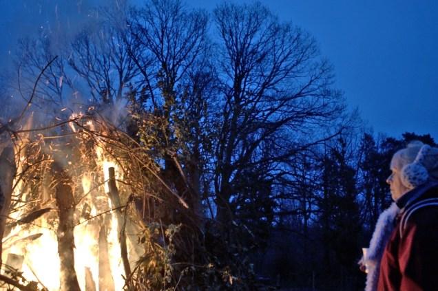 wassail fire