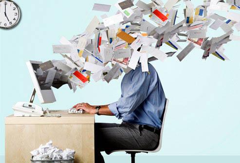 Développement personnel : supprimer les mails inutiles