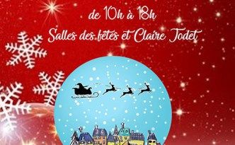 Marché de Noël des Essarts en Vendée