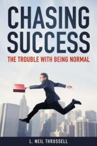 Chasing Success Book Cover Idea
