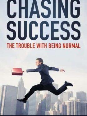 Chasing Success Book Cover Idea