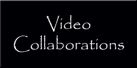 video collaborations wording graphic