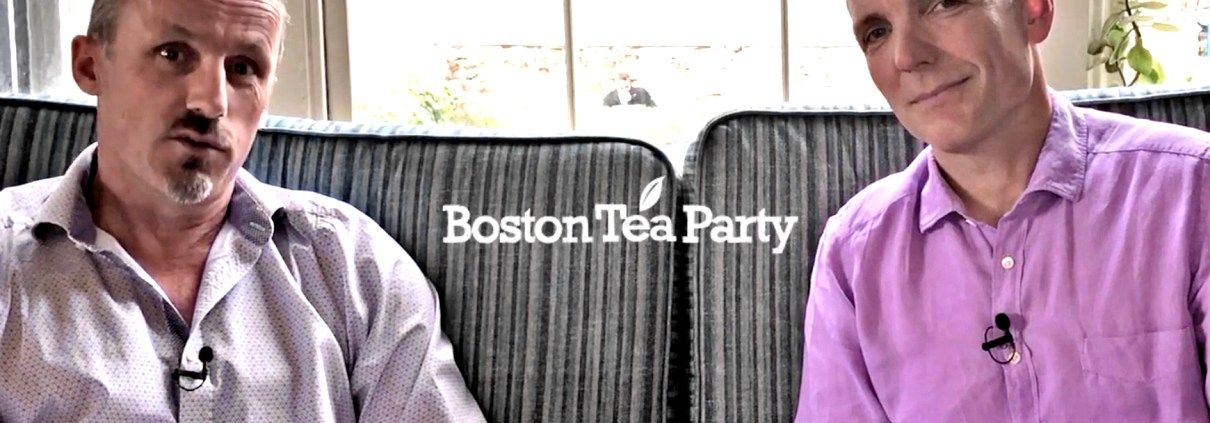 Sam Roberts Boston Tea Party Interview with Neil Wilkins