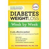 Diabetes Wt Loss week by week - jill pic of book