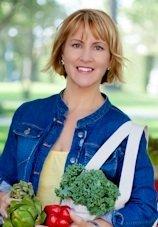 Sharon palmer - organic