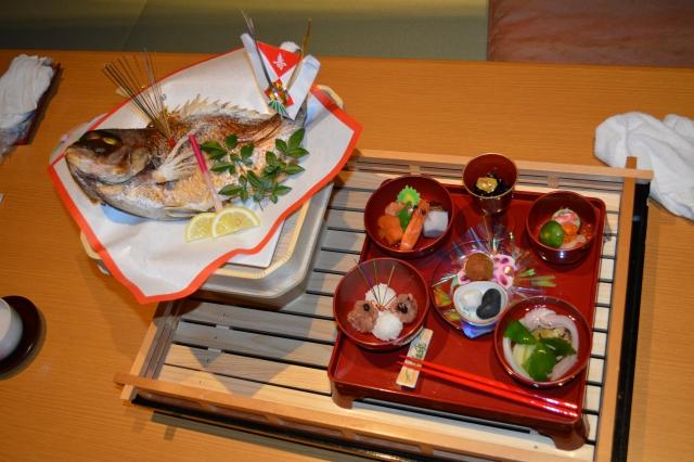 百日祝いお食い初めのやり方と献立や料理の意味お祝い膳を食べる順番