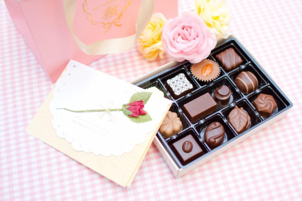 彼氏が喜ぶバレンタインメッセージカード書き方のコツ役立つ例文20選