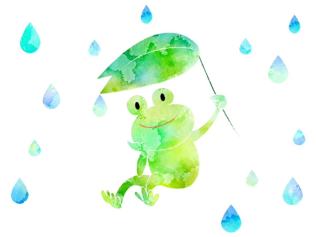2018年九州の梅雨入り梅雨明けの時期予想!平年はいつからいつまで?