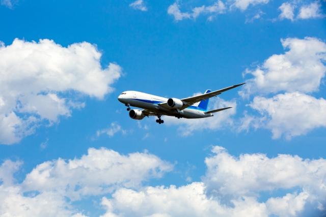 空の日が9月20日の由来は?主な空港の空の日イベントもご紹介!