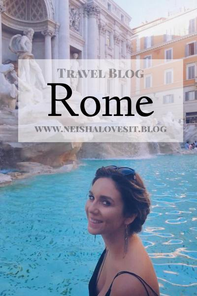 Where the Wanderlust Began | Rome