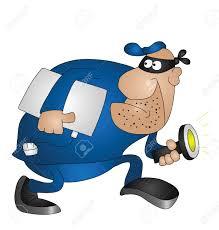 Pas op voor inbrekers