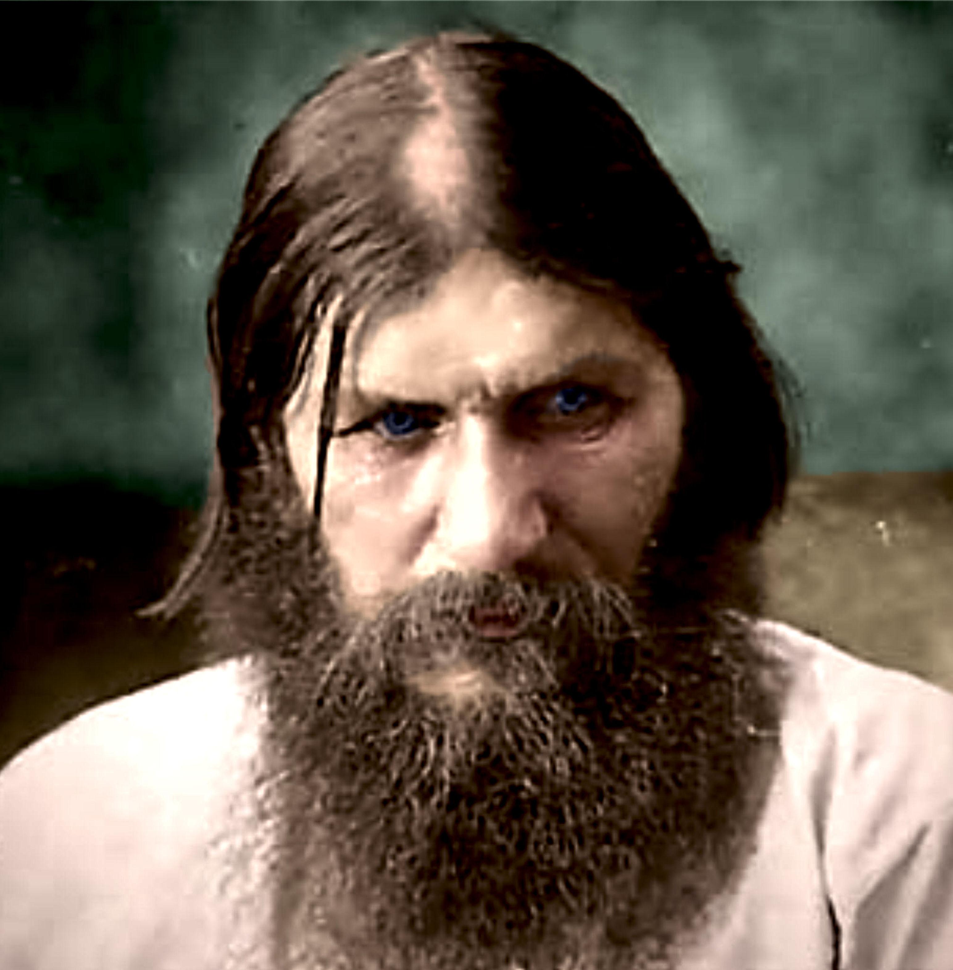 grigori efimovich rasputin date unknown but probably about 1915
