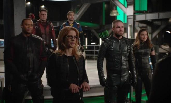Arrow 7.sezon 22.Bölüm