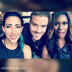Gina, Taylor and Nekia